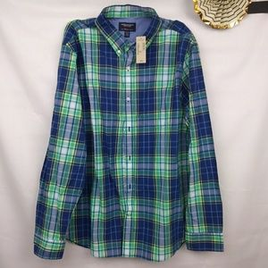 American Eagle Outfitters Casual Button Down Shirt